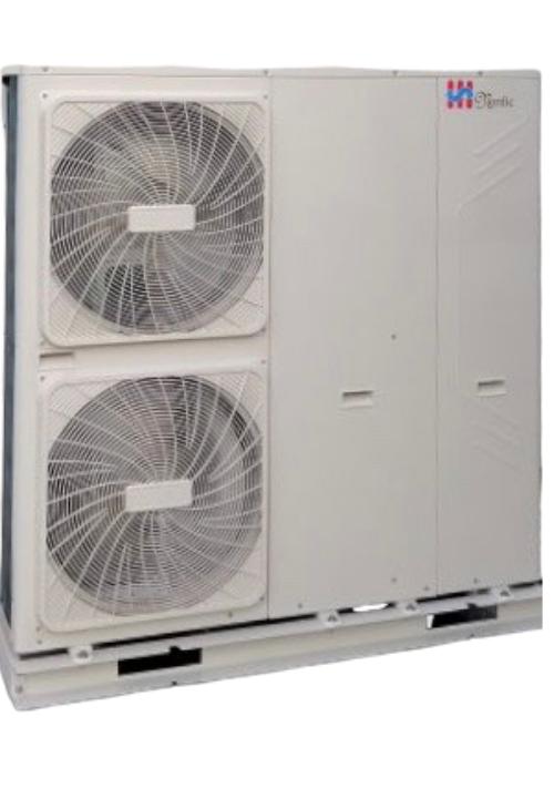 HH Nordic - Luft-vand-varmepumper-18 til 30 kw-Inventor Danmark